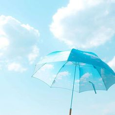 aesthetic, blue, and pastel image Light Blue Aesthetic, Blue Aesthetic Pastel, Aesthetic Colors, Blue Photography, Photo Bleu, Arte Peculiar, Collage Mural, Everything Is Blue, Parasols