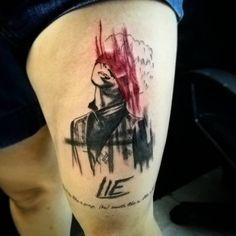 Kpop Tattoos, Army Tattoos, Korean Tattoos, Saved Tattoo, Get A Tattoo, Piercing Tattoo, Piercings, Pop Art Tattoos, Doodle Tattoo