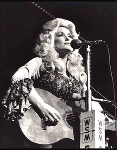 Dolly Parton... I will always love you