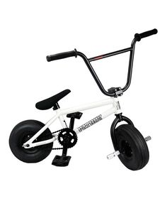 Look at this White Fatboy Mini BMX Bike on #zulily today!