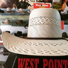 0526756a96  sombrero 1OOx bicolor randado  vakero  extreme. WestPointHats (Texanas y Sombreros  WestPoint)