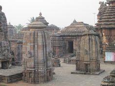 Indian Columbus: Lingaraja Temple - Bhubaneswar