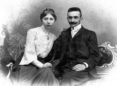 Péter és Mari  Fortepan