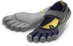 Am I the only one who is freaked out by these Vibram Fivefingers shoes? LOL! Great deal on them today for only $39 though!