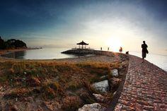 morning from Bali