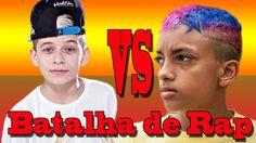 Batalha de Rap - mc pedrinho vs mc brinquedo.