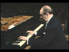 SCHUBERT - Impromptu n°3 (Horowitz) - YouTube