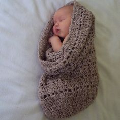 Little Peanut Snuggle Sack - RAVELRY