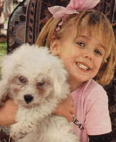 In 1994 JonBenet got a little, white Bichon Frise puppy, who the family decided to name him Jacques. JonBenet and Jacques quickly became the best of friends. During the fall time, JonBenet would help rake up large piles of leaves. The yard never. Jonbennet Ramsey, John Ramsey, Tears In Heaven, Facts About People, Nostalgia, Celebrity Stars, Beautiful Little Girls, Cold Case, Feelings