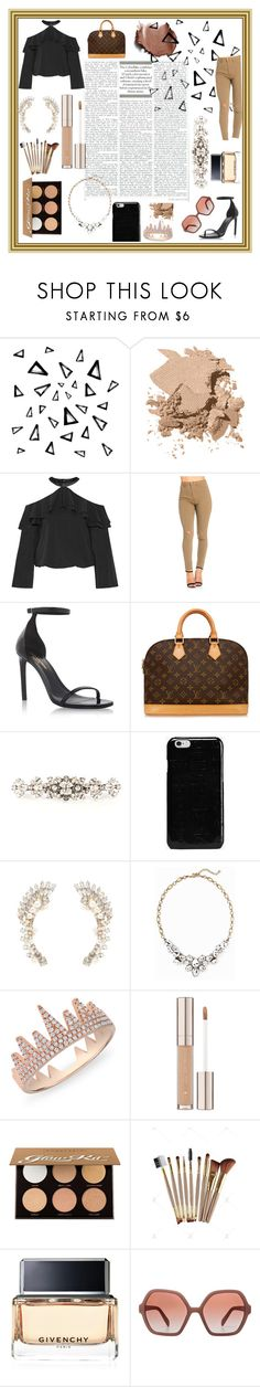 """""""😊🏆"""" by adele-ioannou ❤ liked on Polyvore featuring Nika, Bobbi Brown Cosmetics, Alice + Olivia, Yves Saint Laurent, Louis Vuitton, Dolce&Gabbana, Maison Margiela, Charlotte Russe, Old Navy and Anne Sisteron"""