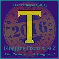 Blogging from A to Z April Challenge: Tell us about your fave  #AtoZChallenge Twitter Mo...