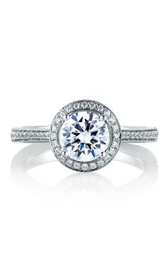 Shop A. Jaffe MES596-132 Engagement rings | Bailey Banks & Biddle