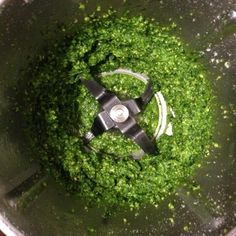 Recipe Kale Pesto by ThermoMiss - Recipe of category Sauces, dips & spreads