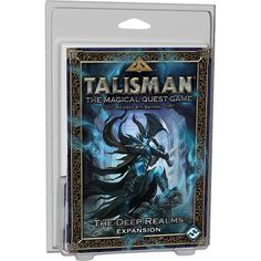 Fantasy Flight Games UTM14 Talisman  The Deep Realms ** To view further for this item, visit the image link.Note:It is affiliate link to Amazon.