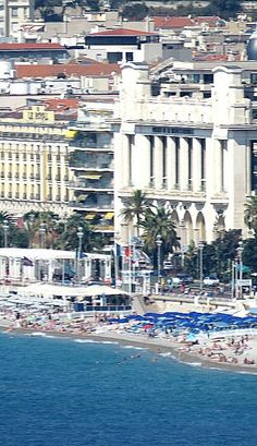 Review: Scenic French Riviera Tour - Nice, France beach