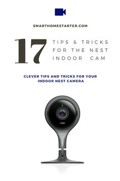 Got a Nest Cam? Thinking about getting a Nest Cam? Check these tips and tricks out now! Smart Home Security, Wireless Home Security Systems, Security Alarm, Security Camera, Video Security, Security Service, Home Automation System, Smart Home Automation, Nest Camera