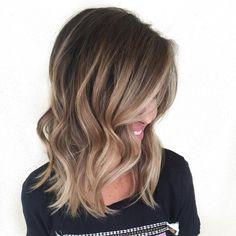 "Marissa Madsen on Instagram: ""Melted caramel ice ❄️ #hairbymarissasue"""