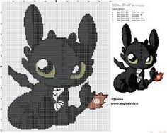 Image result for dragon counted cross stitch patterns free
