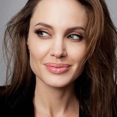 """""""It's getting harder to make decisions to just want to do something to work... I'm trying to find things that are extremely challenging or mean something to me deeply."""" - Angelina Jolie"""