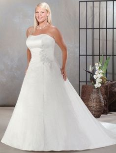 plus size weding dresses cheap 10 #plus #plussize #curvy