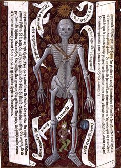 Your virtual eye on illuminated manuscripts, rare books, and the stories behind them. By Franco Cosimo Panini Editore. Medieval Drawings, Medieval Paintings, Medieval Art, Macabre Art, Danse Macabre, Arte Horror, Horror Art, Memento Mori Art, Horror Drawing