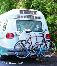 Trailer Hitch Bike Rack - Road Test - Travel And Photo Today