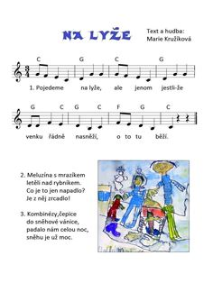 Songs For Toddlers, Kids Songs, Kindergarten, Advent Wreath, Winter Project, Winter Sports, Olympic Games, Excercise, Sheet Music