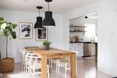 How to Decorate Your Dining Room Table | Apartment Therapy