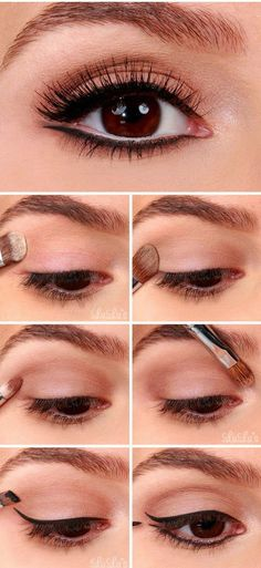 Tricks to eyeliner apply