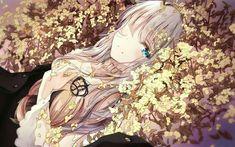 anime, art, and blue eye image Kawaii Anime Girl, Manga Kawaii, Anime Girl Cute, Beautiful Anime Girl, Anime Art Girl, Anime Girls, Anime Chibi, Chica Anime Manga, Manga Girl
