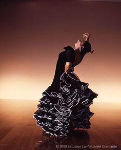 Bailar flamenco es vivir en un estado emocional intenso