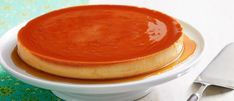 Have some fun making flan recipes! My Food and Family has everything from Pumpkin-Cream Cheese Flan to classic crème caramel flan recipes for you to try. Slow Cooker Recipes Dessert, No Cook Desserts, Great Desserts, Crockpot Recipes, Delicious Desserts, Dessert Recipes, Cooking Recipes, Blueberry Crumble Bars, Blueberry Recipes
