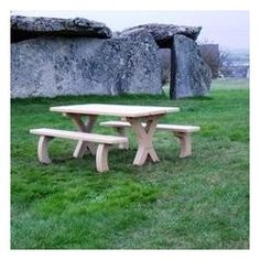 Table de pique-nique Sylvestre