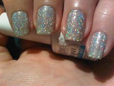 I love gel nails! I wish my salon had this color though!