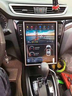 Best Car Interior, Car Interior Design, Android Radio, Car Sounds, Head Unit, Nissan Qashqai, Luxury Cars, Vintage Cars, Mercedes Benz