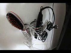 B01FEY5LAK  BROADCARE Lisseur Cheveux avec LCD écran Fer à Lisser de Tem...