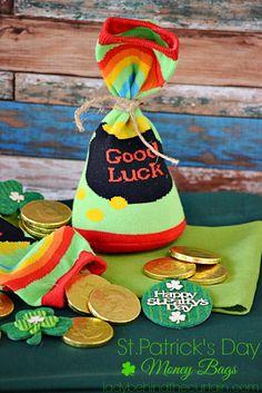 7633d7a5d0c The Leprechaun s have left you with St. Patrick s Day Money