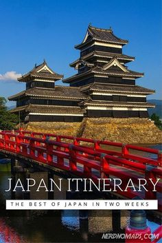 Japan Two Week Itinerary | for more travel tips visit Living to Roam | livingtoroam.com