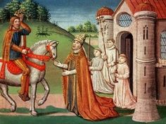Charlemagne - Week long activities & readings for young children.