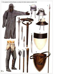 1165 templar knight osprey warrior 091