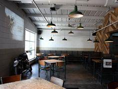 Wood walls/Tables