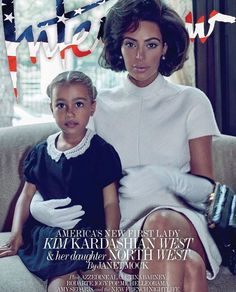 Kim & North for interview Magazine .