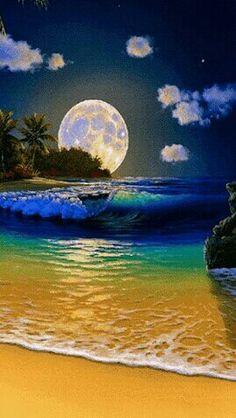 "Good Night!   (no words - ""Luna""4"")"