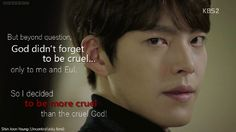 'Uncontrollably Fond ' #KDrama #quote #KimWoo-Bin #ShinJoon-Young