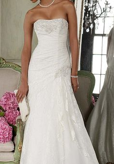 davids YP3344...if you hate lace, sorry, but the shape is nice!