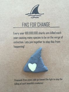 A personal favorite from my Etsy shop https://www.etsy.com/listing/449305960/shark-fin-brooch
