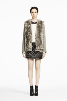 Club Monaco Fall 2013 Collection | Popbee - a fashion, beauty blog in Hong Kong.