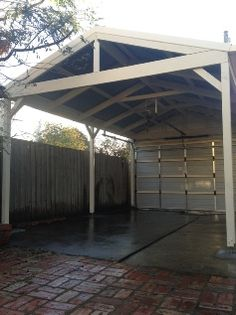 Wood carports carport carport kits wood car port kits dallas diy kit carports geelong the no 1 carport supplier for the kit build and solutioingenieria Image collections