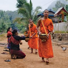 Luang Prabang: The Perfect Place | Adventure Travel Guide | OutsideOnline.com