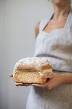 In the Kitchen With: Kate Doran's Homemade White Bread Loaf